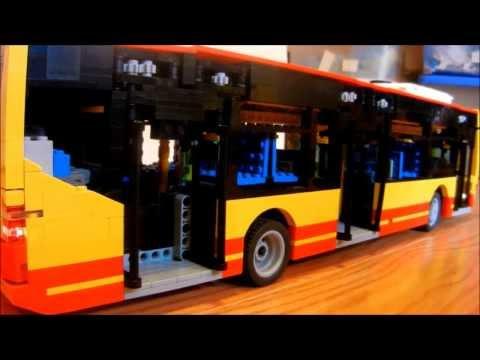 Lego Mercedes-Benz O530 Citaro Bus
