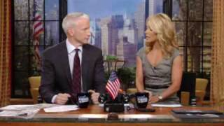 1 7 07 29 09 anderson cooper on live with regis kelly