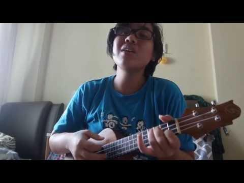 Everything Stays-Adventure Time (ukulele cover)