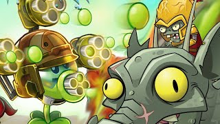 Plants Vs Zombies 2: Crazy Unbeatable ZOMBOSS
