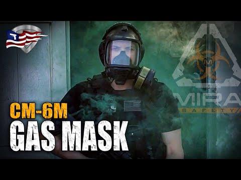 MIRA Safety CM-6M Gas Mask / Best CBRN Gas Mask?