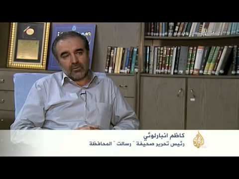 قضاء إيران يمهل الحكومة لرقابة