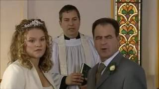 Emmerdale - Bob ruins Terry and Dawn's wedding (2003)