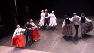 Deju kolektīvu koncert KAM DRAUGI,TAS BAGĀTS, KN ZIEMEĻBLĀZMA (12.01.2014) - 00057