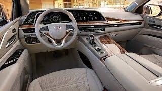 2021 Cadillac Escalade - INTERIOR