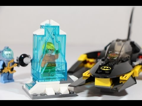 Lego Arctic Batman vs. Mr. Freeze: Aquaman on Ice 76000 DC Super ...