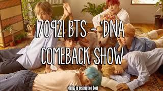 Video [ENG SUB] 170921 BTS - 'DNA' Comeback Show [LINKS IN DESCRIPTION] download MP3, 3GP, MP4, WEBM, AVI, FLV Mei 2018