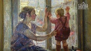 Выставка советского искусства «Красная Атлантида» открылась в Нижегородском художественном музее