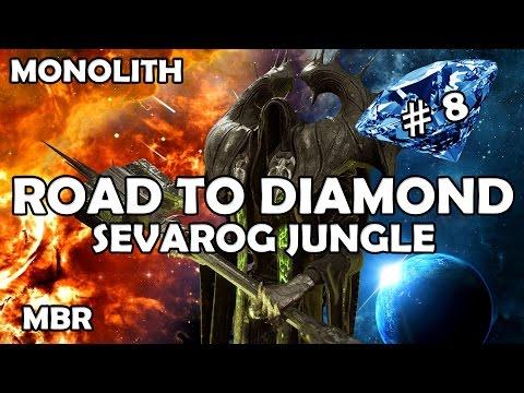 Road To Diamond #8   Sevarog Monolith Jungle Gameplay