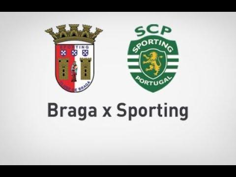 Braga X Sporting - Em Direto