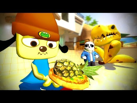 PaRappa's Mistake
