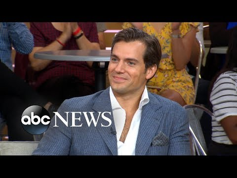 Henry Cavill opens up about 'Mission: Impossible  Fallout'