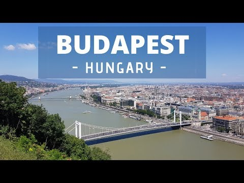 The city of Budapest - Hungary | Travel video