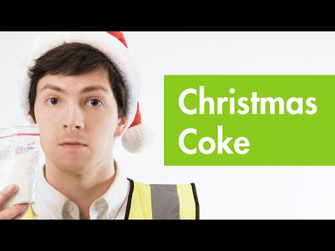 Eco-Friendly Christmas Cocaine   Christmas Tips From Lambeth Council