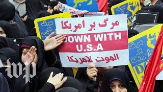 The U.S. and Iran weren't always enemies. What happened?