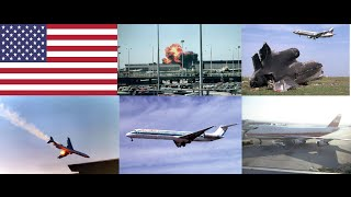 Top 10 Airlines - Top Ten Deadliest Air Crashes of the United States