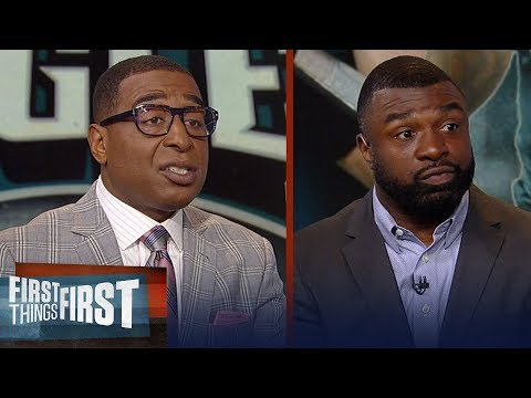 Brian Westbrook on how DeSean Jackson trade will impact the Eagles | NFL | FIRST THINGS FIRST