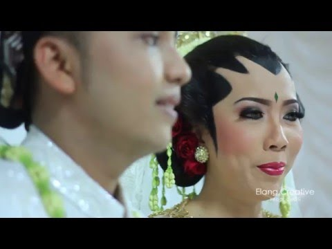 AKAD NIKAH FAISOL + LOLA I Wedding Klip romantis  (Same Day Edit)