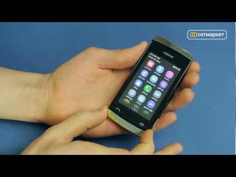 Видео обзор Nokia Asha 306 от Сотмаркета