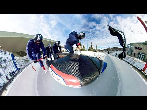 GoPro Fusion: Bobsled Run in F...