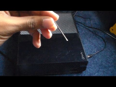 How to Manually Eject Disk from Xbox One - DMLX Vlogs