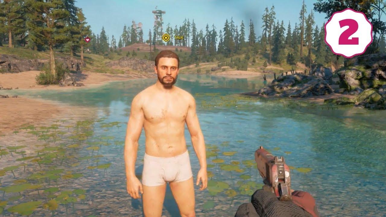 Far Cry New Dawn Porn