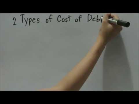 Finance: Cost of Capital