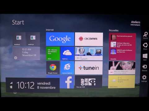 Windows 8.1 How to add proxy setting