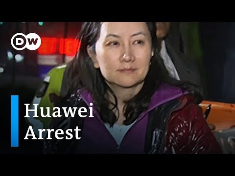Huawei CFO Meng Wanzhou Set Free On Bail | DW News