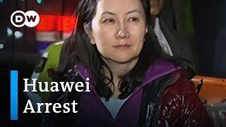 Huawei CFO Meng Wanzhou set free on bail | DW News