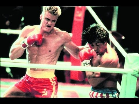"Rocky IV ""War"" Alternate Fight - YouTube"