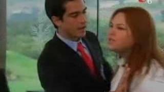 Discucion entre Celina y Roberta por Miguel - Rebelde - RBD