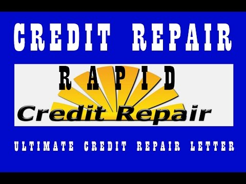 How To Fix Your Credit Score Fast in Less Than 3 Weeks - Santa Clarita, CA