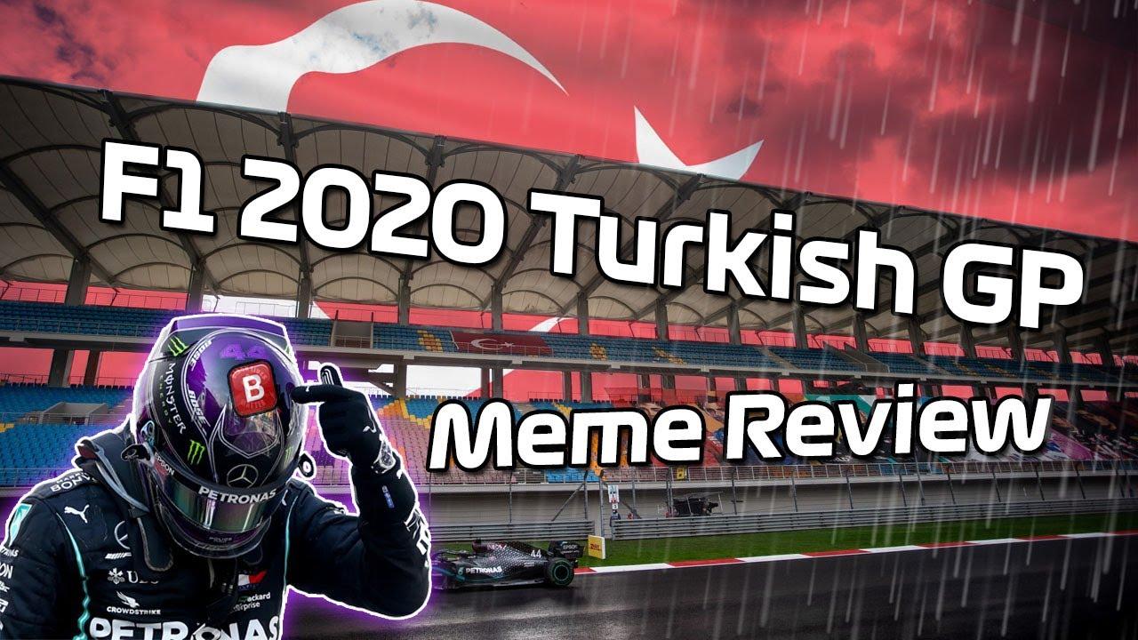 Download F1 2020 Turkish Grand Prix Meme Review