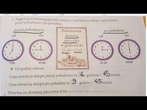 ćwiczenia Z Pomysłem Zadanie 2 Strona 3 Klasa 3 Część 3 Matematyka Szkoła Podstawowa
