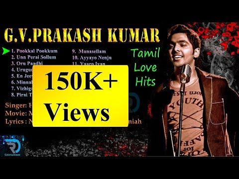 g.v.prakash-kumar-|-jukebox-|-love-songs-|-melody-songs-|-tamil-hits-|-tamil-songs-|-non-stop