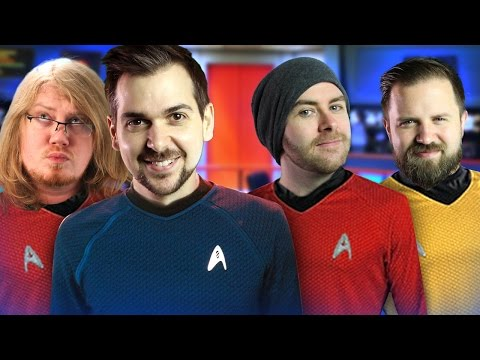 FLYING THE ENTERPRISE IN VR | Star Trek Bridge Crew