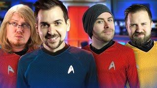 FLYING THE ENTERPRISE IN VR | Star Trek Bridge Crew
