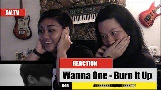 Video [REACTION] Wanna One (워너원) - 활활 (Burn It Up) MV (Extended Ver.) download MP3, 3GP, MP4, WEBM, AVI, FLV Agustus 2017