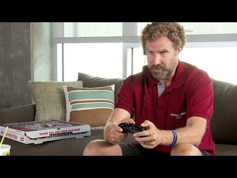 Will Ferrell Plays Video Games For Charity