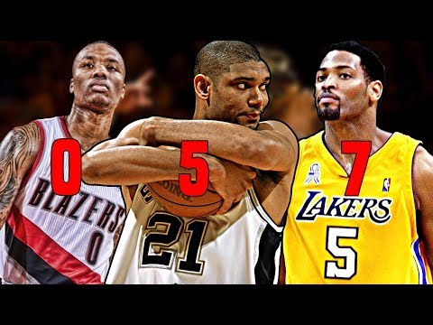 HOW MANY NBA CHAMPIONSHIP RINGS DOES HE HAVE? | KOT4Q