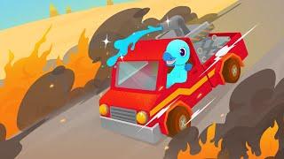 Fire Truck Rescue🔥 - Firefighter Games for Kids | Kids Learning | Kids Games | Yateland screenshot 4