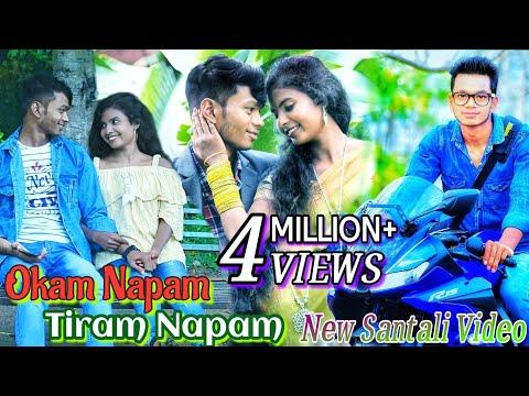 Okam Napam Tiram Napam// New Santali Video 2019//Swapna & Naval