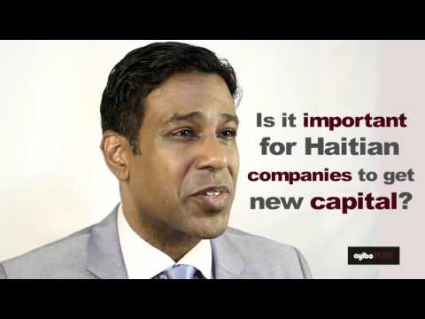 Gerald Wight - How Haiti can attract new sources of capital
