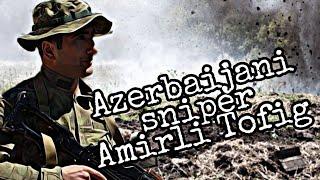 Azərbaycan Kəşfiyyatcisi Ermenileri Bir-bir Məhv Etdi / Azerbaijani Sniper AMIRLI TOFIQ Short Film