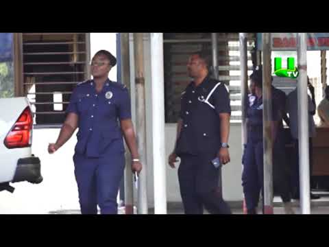 GFA President Kwesi Nyantakyi reports to Police CID