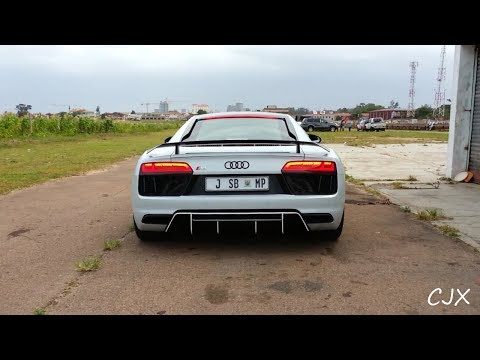 Best of Supercar Sounds in Mozambique 2018!