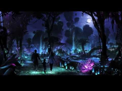 James Cameron Shares First Look at the AVATAR Land