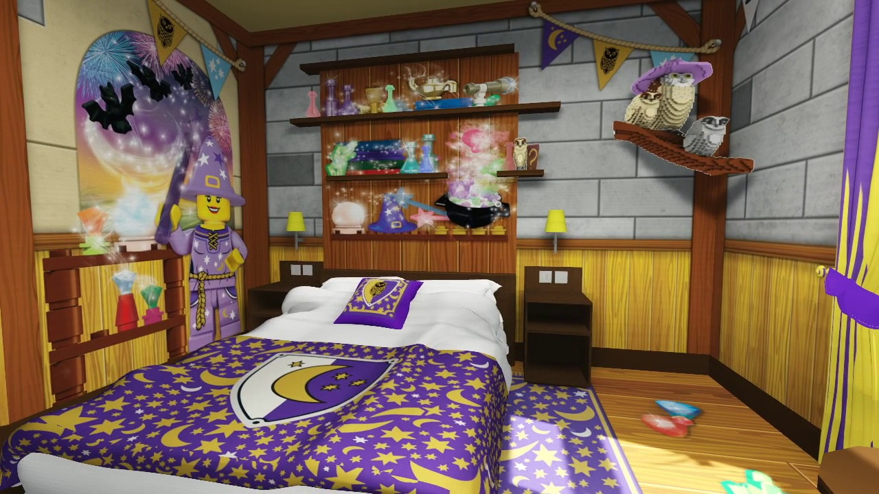Explore The Wizard Themed Bedroom Youtube