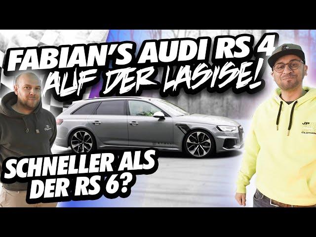 JP Performance - Schneller als der RS6? | Kubiks Audi RS4 auf der LaSiSe